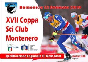 Calendario Gare Sci Fondo.Fondo Nel Week End La Xvii Coppa Sci Club Montenero